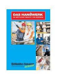DAS HANDWERK - Kreishandwerkerschaft Paderborn-Lippe