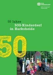 50 Jahre SOS-Kinderdorf in Harksheide - Uschi Vogg PR