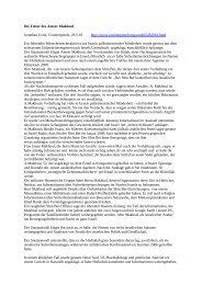 Die Folter des Ameer Makhoul