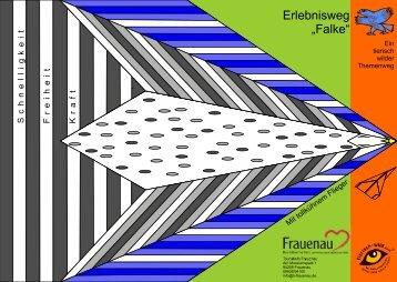 "Erlebnisweg ""Falke"" - Wandern im Bayerischen Wald"