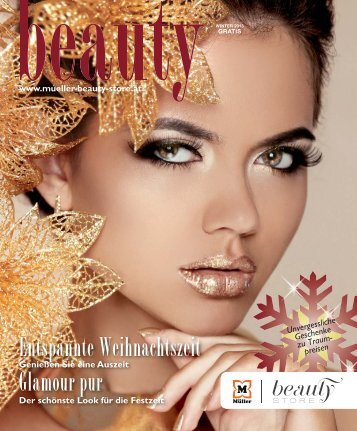"""BEAUTY"", AUSGABE WINTER 2013"