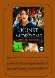 Die Kunst des Mordens 3 - Karten des Schicksals ... - Gamepad.de