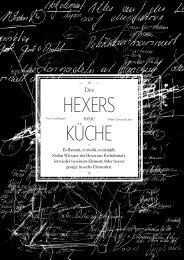 Hexers kücHe - Stefan Wiesner