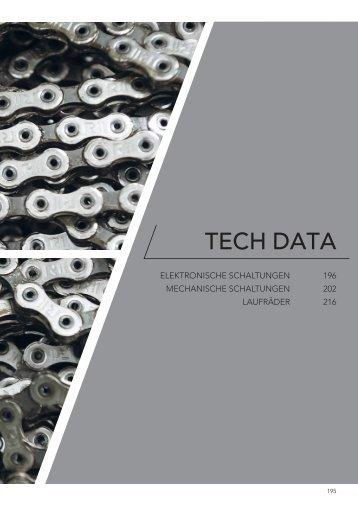 Technische Spezifikationen Komponenten 2013 - Campagnolo