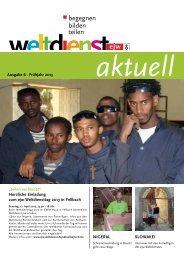 ejw-Weltdienst aktuell 6 (Frühjahr 2013) - ejw - Evangelisches ...