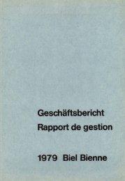 1979 Biel Bienne