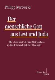 Der menschliche Gott aus Levi und Juda - im Shop von Narr ...