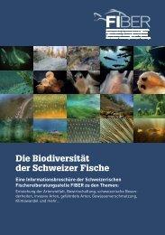 Die Biodiversität der Schweizer Fische - Fiber