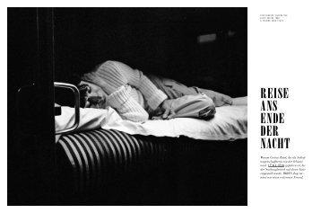 Nachtzug - Rebekka Kiesewetter