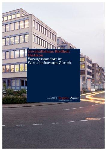 Dokumentation (PDF 7 MB) - Geschäftshaus Riedhof