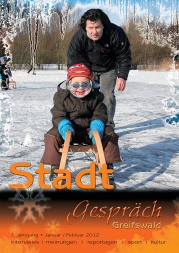 Februar 2012 - Greifswald