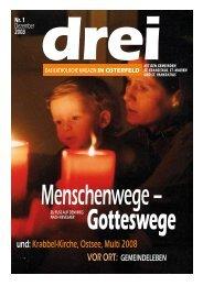 und: krabbel-kirche, ostsee, Multi 2008 - Bistum Essen