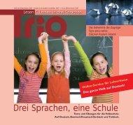 Trio 4 auf Deutsch - Schule mehrsprachig