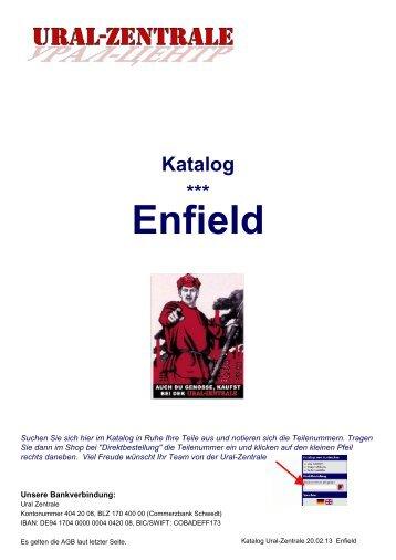 Enfield - Ural-Zentrale