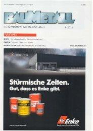 Pressebericht Baumetall4 MB - VDSS