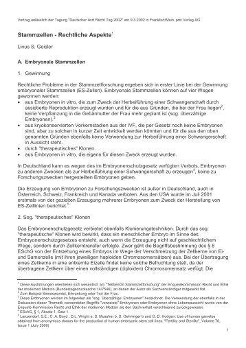Download / Druck: PDF-Version (33 kb) - Prof. Linus Geisler