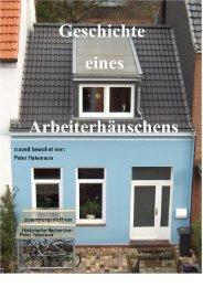 Hausbuch - Historische Recherchen Bremen