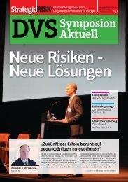 Symposion Aktuell DVS - Insurance Times