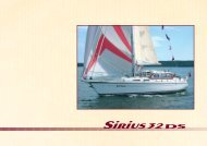 4-Kojen Komfort Version - Sirius-werft.de