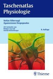 Thieme: Taschenatlas Physiologie - Die Onleihe