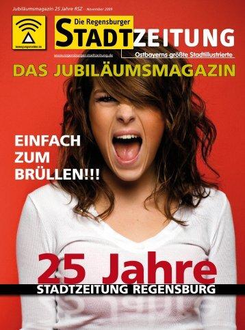 Download gesamte Ausgabe (PDF, 26150 kb) - Regensburger ...