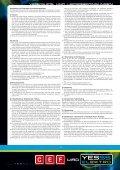 Verkaufs- und Lieferbedingungen - Seite 2