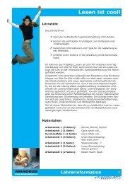 Lehrerinformation (3 Seiten) - Lehrer.at