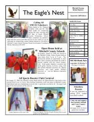 A New Day at South Mitchell County Elementary School