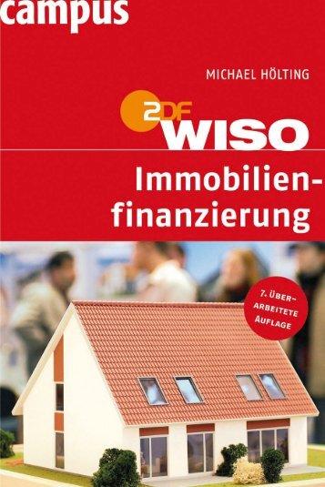 Wiso - Immobilienfinanzierung - Die Onleihe