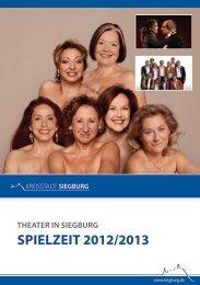 Spielzeit 2012/13 - Siegburg