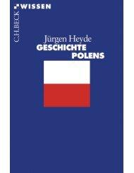 Leseprobe zum Titel: Geschichte Polens - Die Onleihe