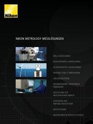 NikoN Metrology MeSSlÖSUNgeN - Optoteam.at