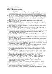 Publikationsliste Müller-Motzfeld (80 KB) - Ernst-Moritz-Arndt ...