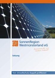 Satzung - Sonnenregion-wml.de