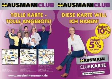 PDF Herunterladen - Möbel Hausmann
