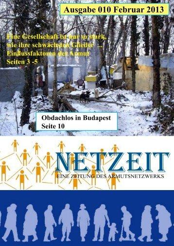 Ausgabe 010 Februar 2013 - Das Armutsnetzwerk