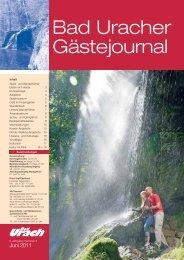 Juni 2011 (PDF) - Bad Urach