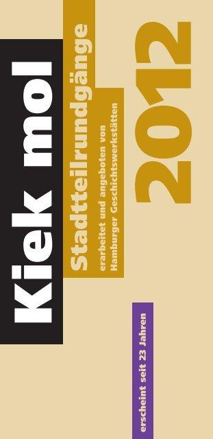 "Download ""Kiek mol 2012"" - Geschichtswerkstatt Barmbek"