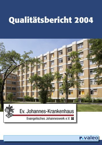 2004 (Johannes-Krankenhaus) - Valeo