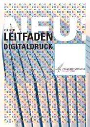 neu leitfaden digitaldruck - Saint-Paul Digiprint