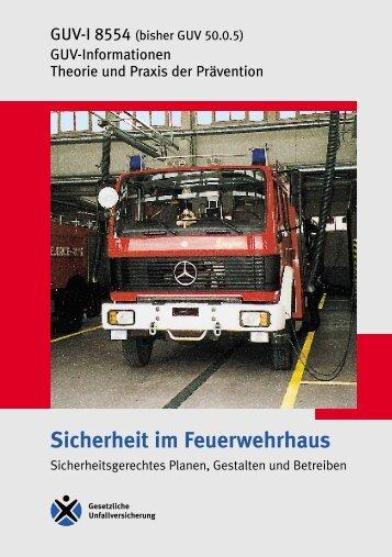 GUV-I 8554 - Feuerwehr Kellinghusen