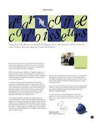 Dedicada ao Estilo Barista, esta edição da N Magazine eleva o café ...