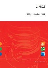 3-Monatsbericht 2006