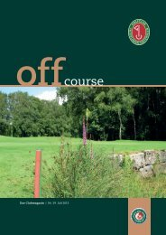 Offcourse Nr. 59 - Golfclub Interlaken-Unterseen