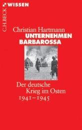 Leseprobe zum Titel: Unternehmen Barbarossa - Die Onleihe