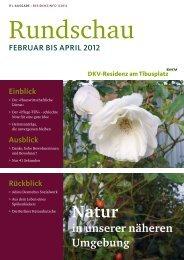 Ausgabe Februar - April 2012 - DKV-Residenz am Tibusplatz