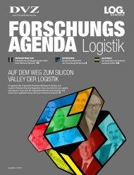 Forschungsagenda Logistik 2/2013