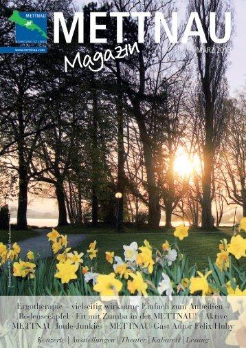 Ausgabe März 2013 - mettnau