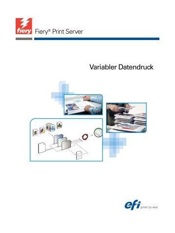Variabler Datendruck - KYOCERA Document Solutions