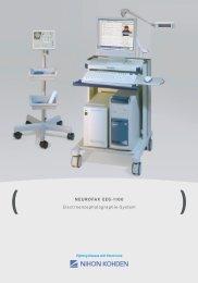 NEUROFAX EEG-1100 Electroenzephalographie-System